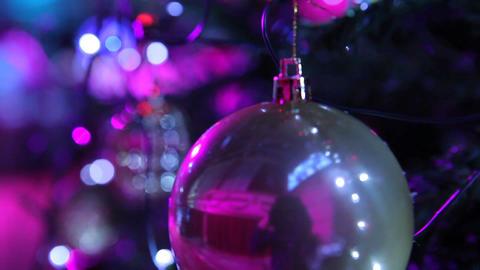 Christmas toys 01 Stock Video Footage