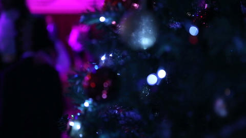 Christmas toys 03 Stock Video Footage