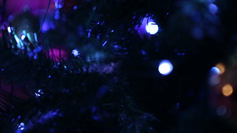 Christmas toys 05 Stock Video Footage