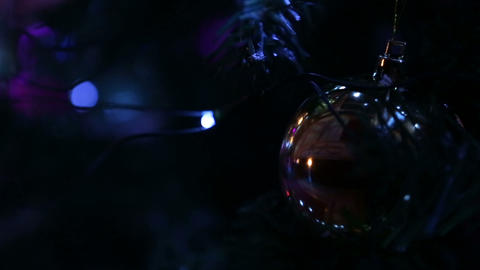 Christmas Toys 05 stock footage