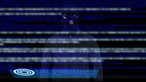 Hacker Breaking System 12 Footage