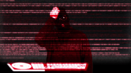 Hacker Breaking System 14 Stock Video Footage