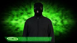 Hacker Breaking System Success 6 Stock Video Footage