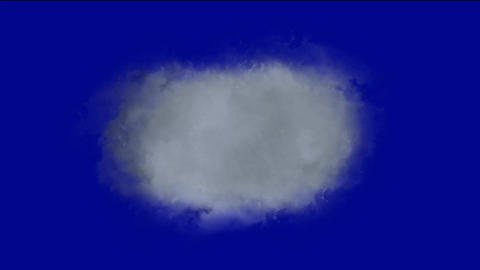 cloud & lightning Animation