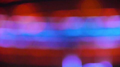 Flashing Neon pattern Footage