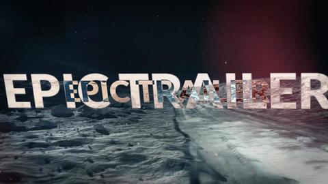 Epic Trailer Premiere Pro Template
