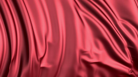 Red Silk Animation