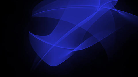 Blue abstract background Stock Video Footage