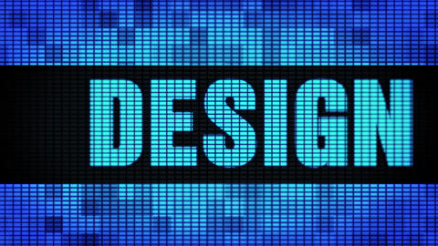 Design Front Text Scrolling LED Wall Pannel Display Sign Board ライブ動画