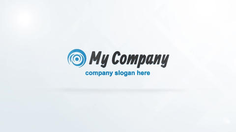 Easy Logo Reveal After Effects Template