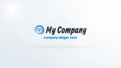 Logo Reveal Hub After Effects Template