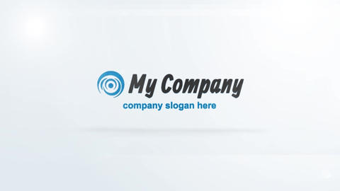 Logo Reveal Media After Effects Template