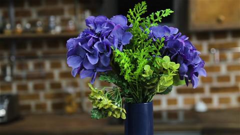 Hydrangea Flower Bouquet Live Action