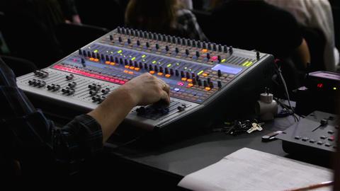 Digital Sound Console Live Action