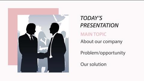 Company Promotion Premiere Pro Template