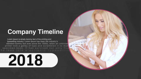 Proxy Modern corporate presentation After Effects Template