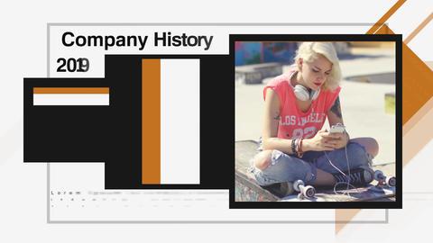 Einstein Modern corporate presentation After Effects Template