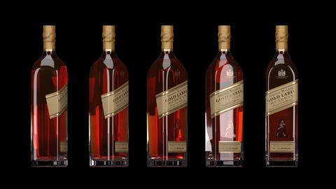 Johnnie Walker GLR - 09 Animation