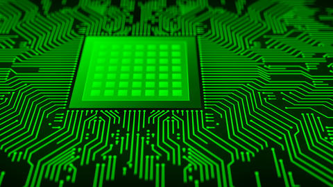 Circuit Board animations Animation