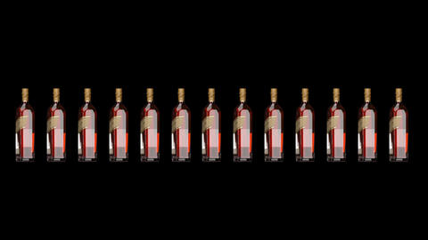 Johnnie Walker GLR - 23 Animation