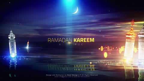 Ramadan LakeView Template After Effects Template