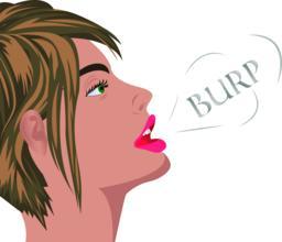 Burping Vector