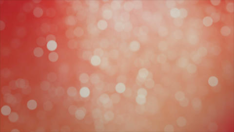 Fantasy Moving Light Bokeh Abstract Background. 4k Resolution Animation