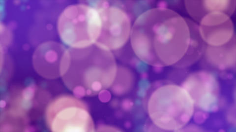 [alt video] Abstract purple color bokeh motion background