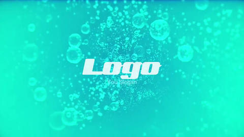 Water Logo Reveal Premiere Pro Template