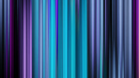 Abstract vibrant rainbow color lines, stripes animation background. Dynamic random moving, shifting Animation