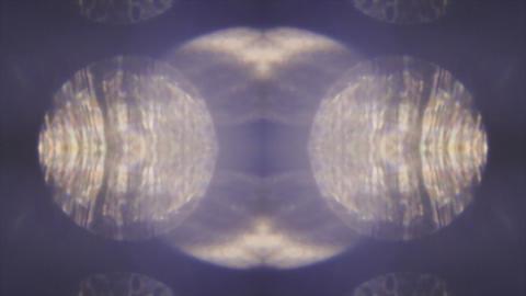 Dynamic vintage sci-fi elegant glittering background Footage