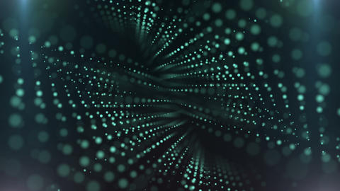Abstract Particle Background 66 Animation