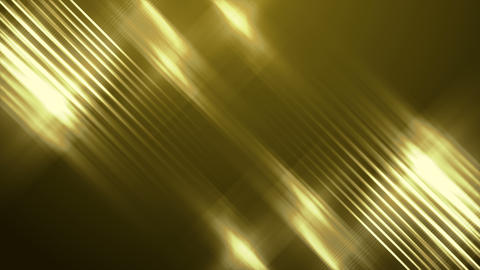 Gold-looped-background Animation