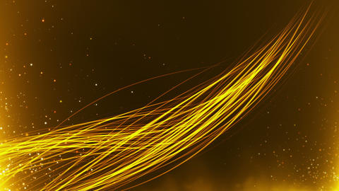 Cinematic Gold Background 08 GIF