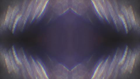 Motion graphic geometrical sci-fi elegant glittering background Footage