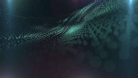 Abstract Particle Background 27 Animation