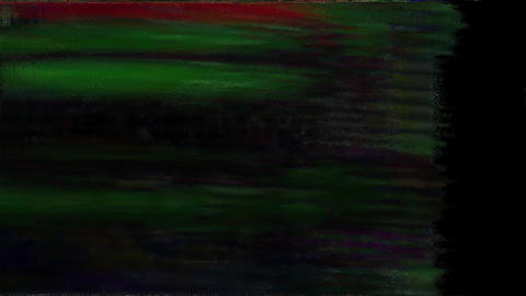 Noise Glitch Tv Bad Signal Effect Sys Animation