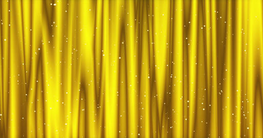 Golden Merry Christmas background with golden stars. Walpaper Valentine's day Animation