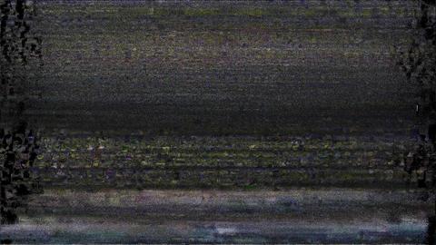 Vineyard Noise Glitch Tv Bad Signal Effect Animation