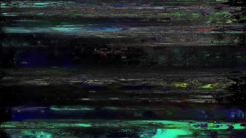 Colored Noise Digital Grunge Glitch Damage Primary Animation