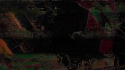 Vet Signal Niose Grain Damaged Glitch Video Background Animation