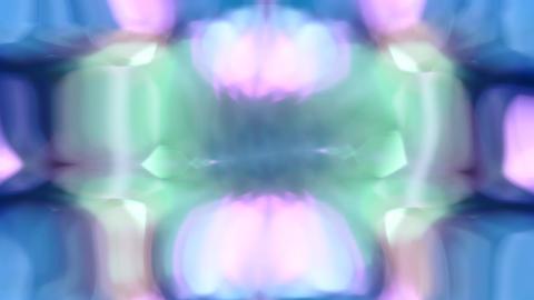 Motion graphic geometrical nostalgic elegant glittering background Footage