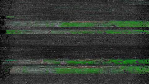 Phenom Analogue Glitchy Bad VHS Tape Animation