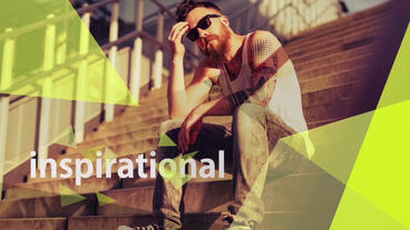 Minimal.Random Transition After Effects Templates