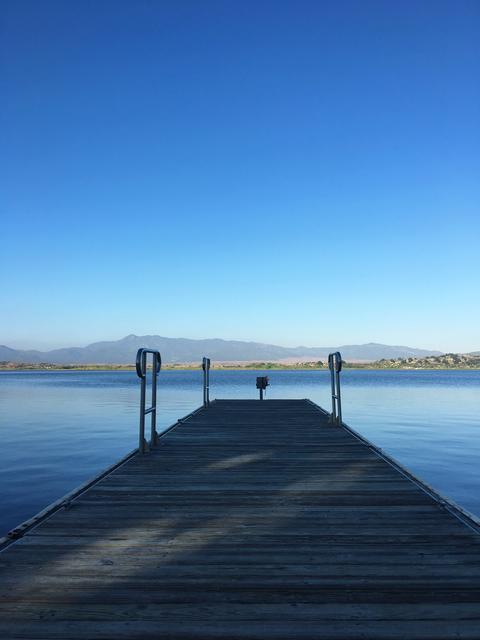 Boat dock Fotografía