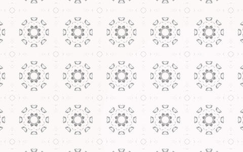 Abstract white luxury circle texture background and white pattern