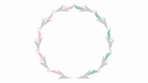 Leaf Frame Animation