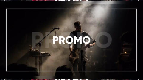 Logo - Photo Opener // Premiere Pro Premiere Pro Template