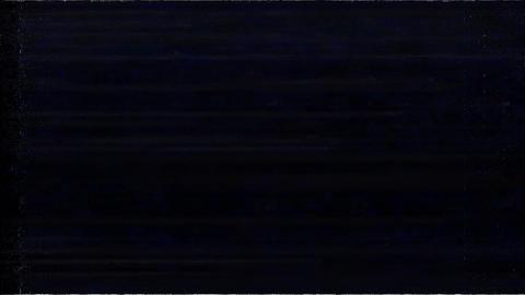 Gazelle Glitch Effect Bad TV Animation