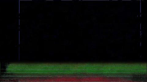 Dynamo Noise Glitch Tv Bad Signal Effect Animation